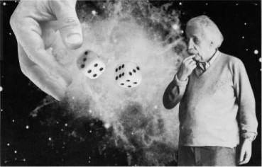 Albert Einstein: God does not play dice